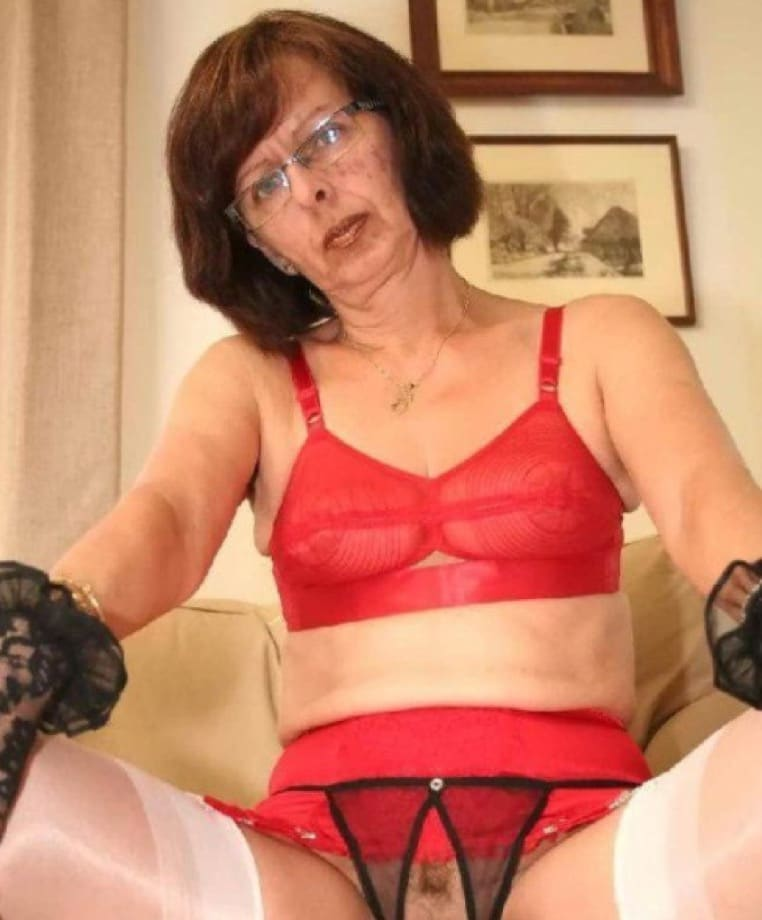 Oma-will-Sextreffen