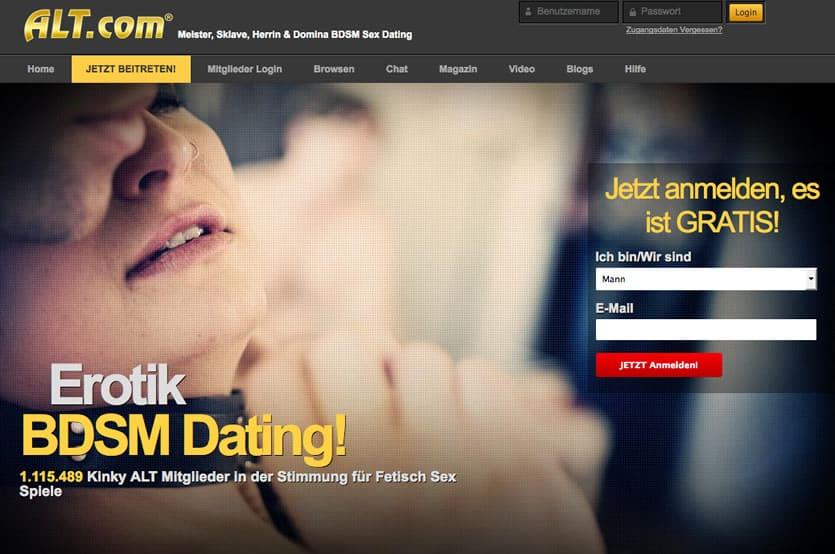 kitzle Fetisch-Websites