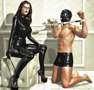 Fetisch Sklavensau bekommt strenge Erziehung