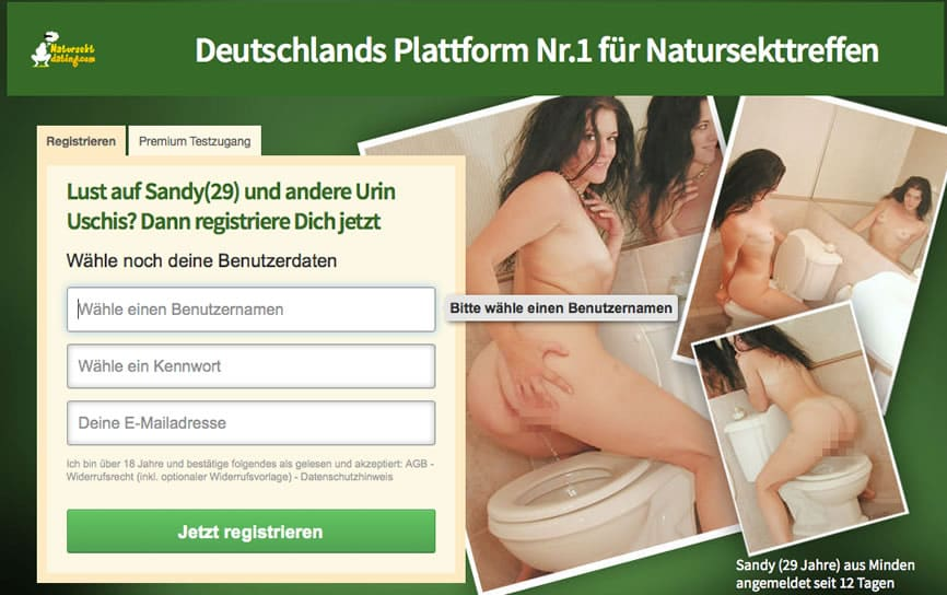 natursektdating